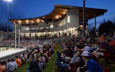 Grand Opening For VT Baseball Stadium