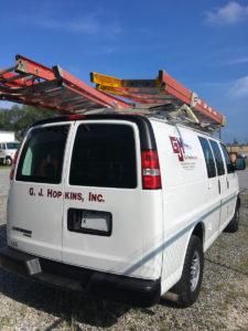GJH Service Van