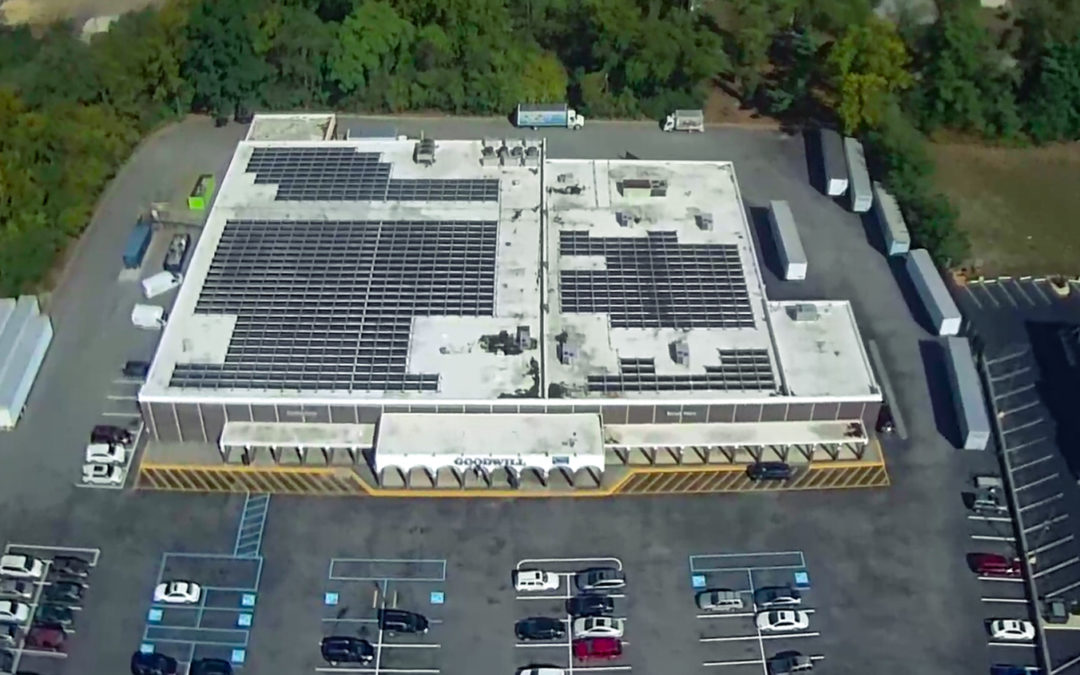 G.J. Hopkins Installs Solar Array for Local Nonprofit