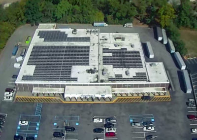 Goodwill Industries of the Valleys Solar Array