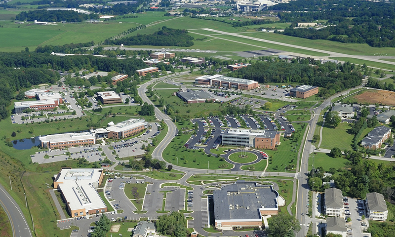 Corporate Research Center, CRC, aerials, Phase 2, Dairy Farm