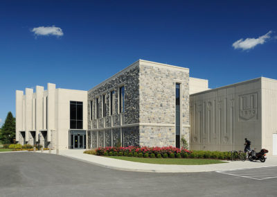 Virginia Tech | Hahn Hurst Basketball Practice Facility