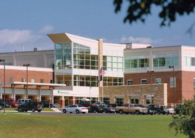 Carilion Stonewall Jackson Hospital