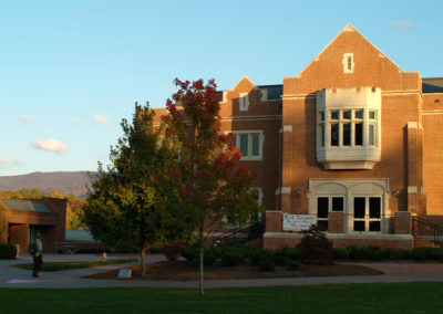 Roanoke College | Colket Student Center
