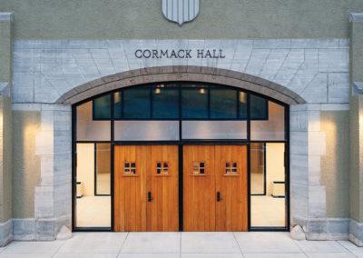 VMI | Cormack Hall