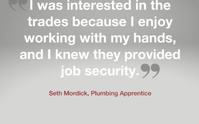Our Adult Apprenticeship Program