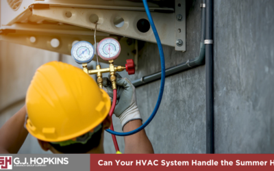 Can Your HVAC System Handle the Summer Heat?